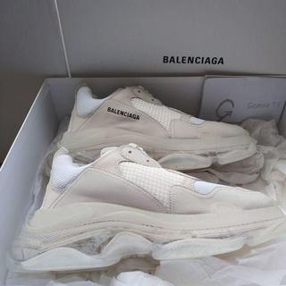 Balenciaga - BALENCIAGA triple s トリプルエス ホワイト