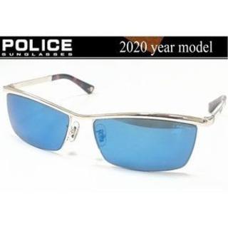 ポリス(POLICE)の送料無料☆POLICE(ポリス) サングラス SPLA62J-300B(サングラス/メガネ)