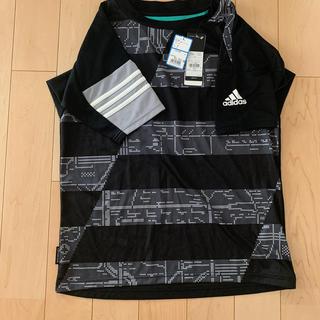 adidas - アディダス 半袖プラクティスシャツL