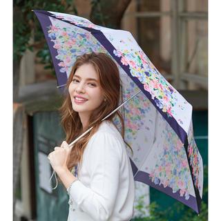チェスティ(Chesty)の☆未使用☆chesty フラワープリントアンブレラ(傘)