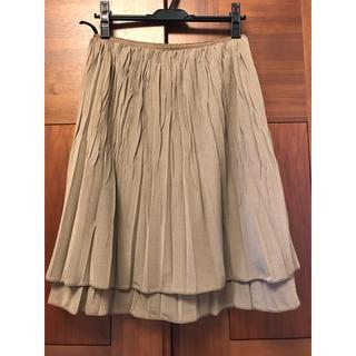 アンタイトル(UNTITLED)のアンタイトル スカート(ひざ丈スカート)