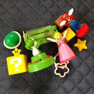 マクドナルド(マクドナルド)のハッピーセット スーパーマリオ まとめ売り(キャラクターグッズ)