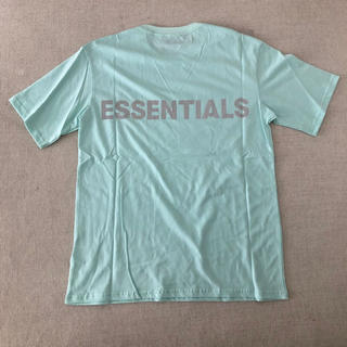 FEAR OF GOD - FOG Essentials Boxy Tシャツ Sサイズ