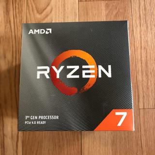 Ryzen7 3700x 新品未開封