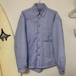 マルタンマルジェラ(Maison Martin Margiela)のJACQUEMUS シャツ ジャケット(シャツ)