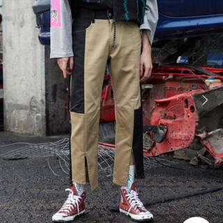 ジエダ(Jieda)のjieda×dickies SWITCHING PANTS(チノパン)