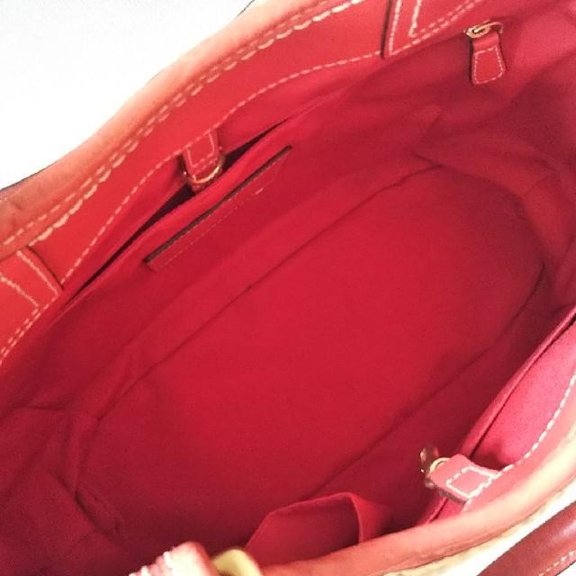 COACH(コーチ)の★ボミままさま専用★コーチ フラワーモチーフかごバッグ レディースのバッグ(かごバッグ/ストローバッグ)の商品写真