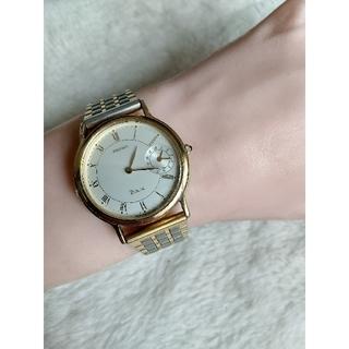 SEIKO - セイコー DOLCE 腕時計 TWINタイム  メンズクォーツ