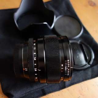 富士フイルム - FUJIFILM 単焦点 XF 23 f1.4R 富士フイルム