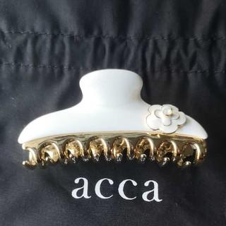 acca - 新品【acca】中クリップ