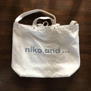 niko and... - niko and… トートバック