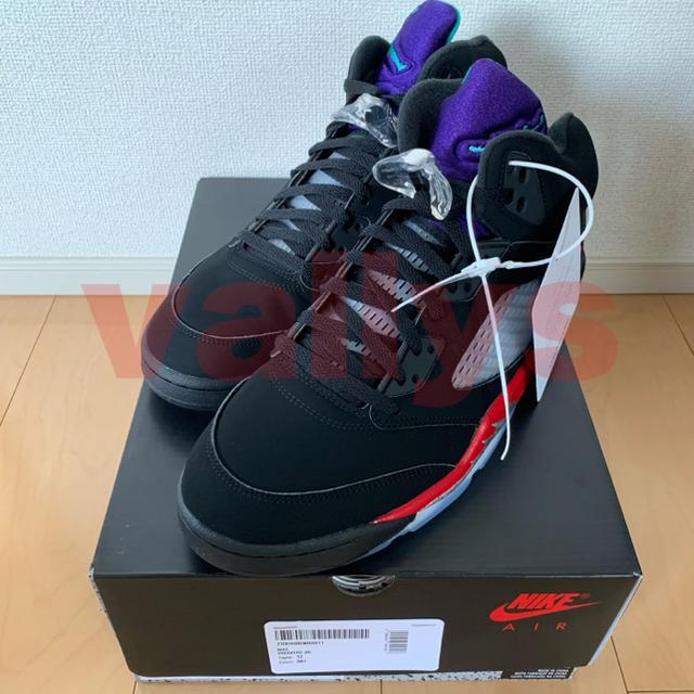 NIKE(ナイキ)の30cm NIKE AIR JORDAN 5 RETRO TOP 3 メンズの靴/シューズ(スニーカー)の商品写真