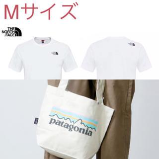 ザノースフェイス(THE NORTH FACE)の 【ゆか様】Tシャツ+ミニトート 2点同梱版(その他)