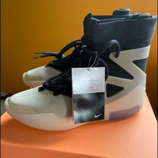 FEAR OF GOD - NIKE AIR FEAR OF GOD 1 25.0cm