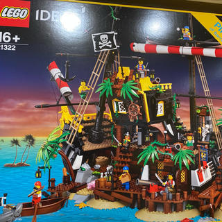 Lego - レゴ 21322 赤ひげ海賊隊 LEGO