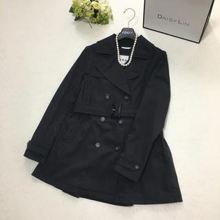 TATRAS - 美品 タトラス TATRAS トレンチ  ベルト付 コート ブラック