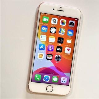 Apple - SIMフリー iPhone7 32GB 90%