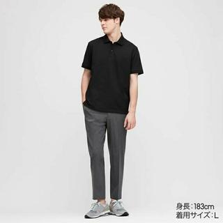 ユニクロ(UNIQLO)の【新品】ドライカノコポロシャツ(ポロシャツ)
