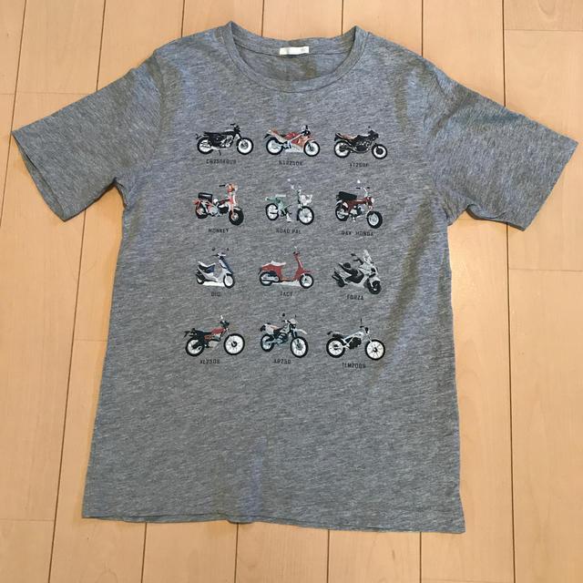 GU(ジーユー)のGUキッズ Tシャツ150cm キッズ/ベビー/マタニティのキッズ服男の子用(90cm~)(Tシャツ/カットソー)の商品写真