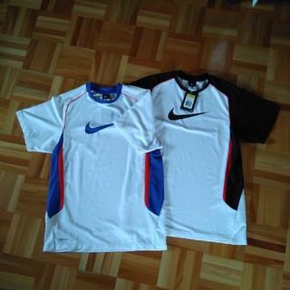 NIKE - ナイキ メンズS サッカートレーニングシャツ2枚セット