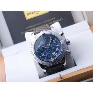 ブライトリング(BREITLING)の高品質ブライトリング クロノマットメンズ腕時計(腕時計(アナログ))