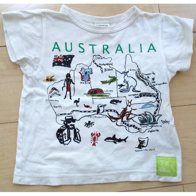 BREEZE(ブリーズ)のBREEZE 半袖Tシャツ 100 キッズ/ベビー/マタニティのキッズ服男の子用(90cm~)(Tシャツ/カットソー)の商品写真