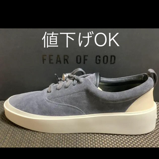 FEAR OF GOD 101 lace up SNEAKER スニーカー
