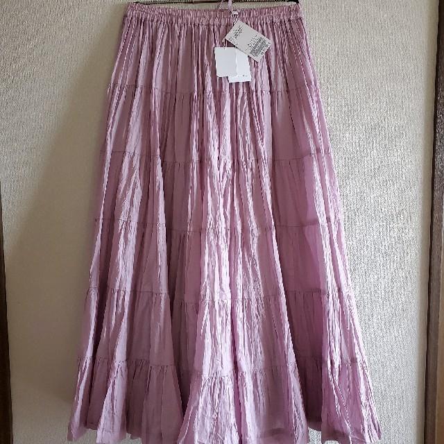 Spick and Span Noble(スピックアンドスパンノーブル)の【MARIHA】草原の虹のスカート レディースのスカート(ロングスカート)の商品写真
