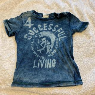 DIESEL - ディーゼル24mキッズTシャツ