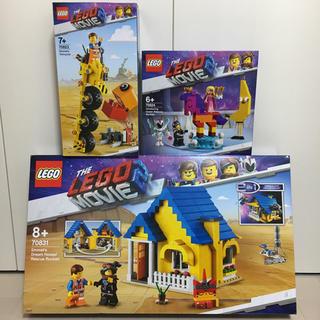 Lego - レゴムービー2 LEGO 3点セット