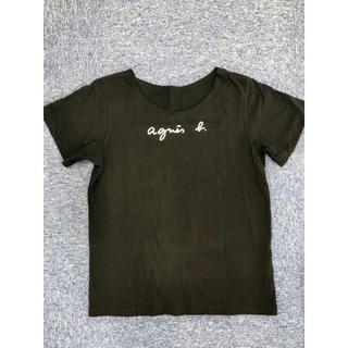 agnes b. - アニエスベー ロゴティシャツ