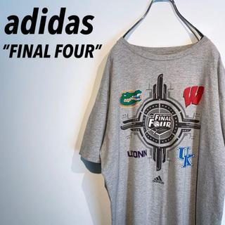 アディダス(adidas)の【希少】アディダス NCAA2014 FINAL FOUR Tシャツ(Tシャツ/カットソー(半袖/袖なし))