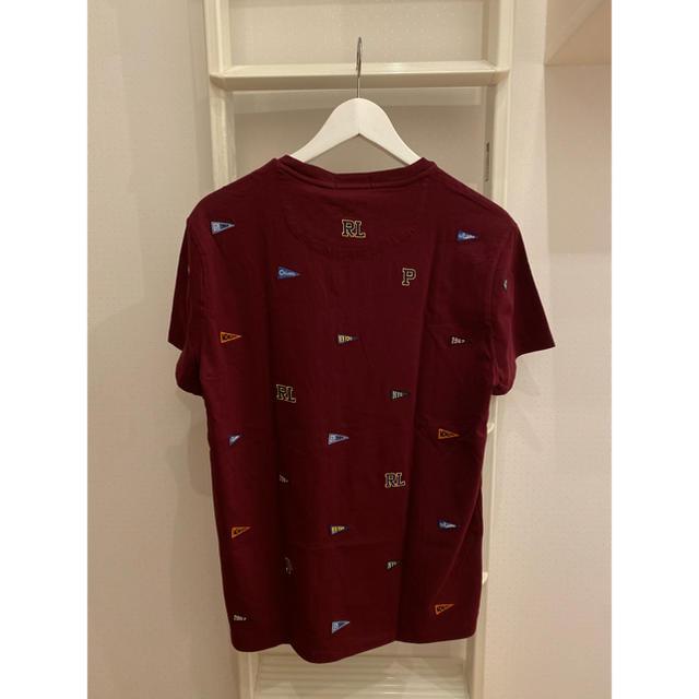 POLO RALPH LAUREN(ポロラルフローレン)の新品未使用!タグ付き!50%OFF!半額!ラルフローレン!刺繍Tシャツ! メンズのトップス(Tシャツ/カットソー(半袖/袖なし))の商品写真