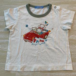ファミリア(familiar)の美品 ファミリア Tシャツ 90(Tシャツ/カットソー)