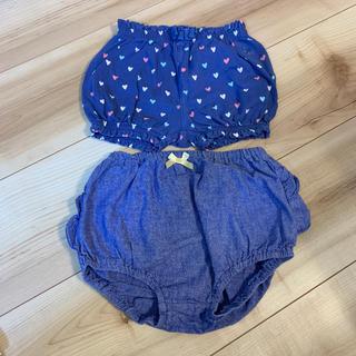 babyGAP - ベビーパンツ 2枚