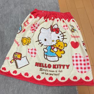 ハローキティ - ラップタオル キティーちゃん