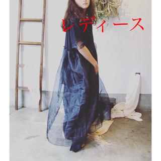 ザラ(ZARA)のuju 20SS チュールトップス フリー(Tシャツ(半袖/袖なし))