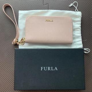 Furla - 未使用品!フルラ ラウンドファスナー 長財布 財布
