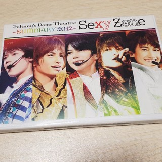 セクシー ゾーン(Sexy Zone)のJohnny's Dome Theatre~SUMMARY2012~ Sexy (ミュージック)