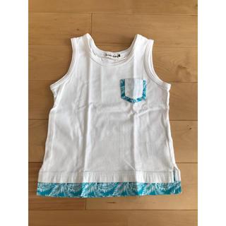 ブランシェス(Branshes)のBranshes タンクトップ 90(Tシャツ/カットソー)