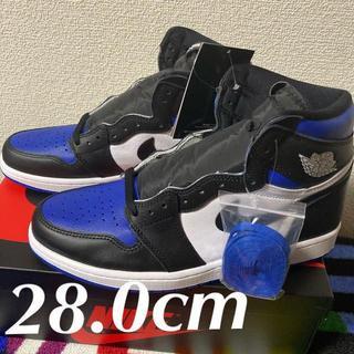 NIKE AIR JORDAN 1 Royal Toe 28㎝ ジョーダン1