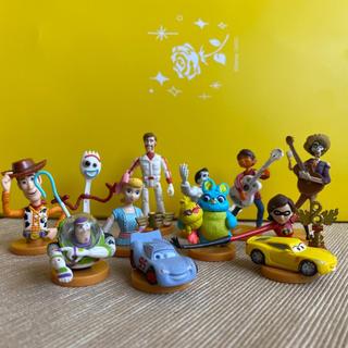 Disney - ディズニー フィギュア チョコエッグ