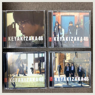 欅坂46(けやき坂46) - 欅坂46(けやきざか) 風に吹かれても CD「タイプA.B.C.D」