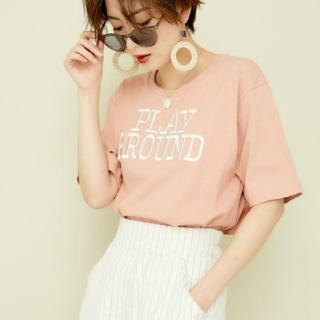 GYDA - ジェイダ PLAY GROUND embroidery Tシャツ
