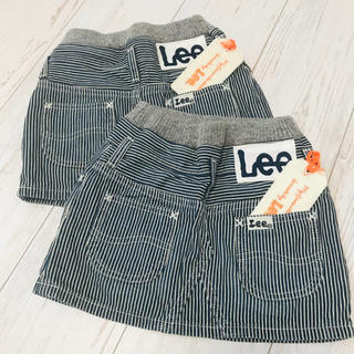 Lee - Lee デニムスカート 100サイズ2個セット