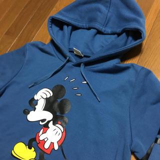 ディズニー(Disney)の未使用 ミッキーマウス パーカー(パーカー)