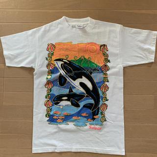 ナイキ(NIKE)のMurina Tシャツ Saipan サイズM made in USA(Tシャツ/カットソー(半袖/袖なし))