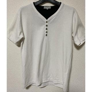 しまむら - VネックTシャツ