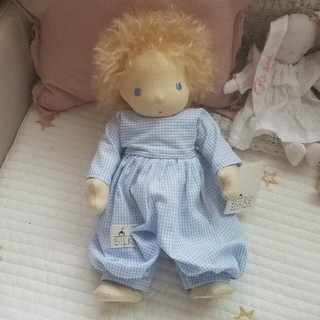 Bonpoint - ウォルドルフ人形 SILK人形
