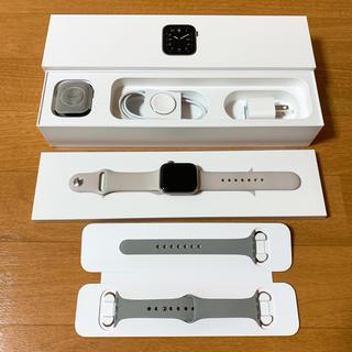 アップルウォッチ(Apple Watch)のApple Watch Edition 40mm チタニウム(腕時計(デジタル))